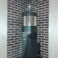 Печь каменка GrillD