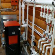 Монтаж котла куппер системы отопления