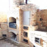 Барбекю комплекс: Мангал, тандыр, печь,- под отделку