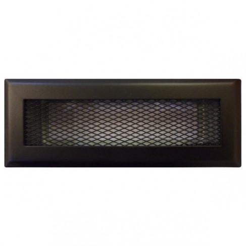 фото решетка каминная DX-18.7 черная
