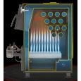 фото схемы Отопительный Куппер  ОК-9 с газовой горелкой АГГ-13К