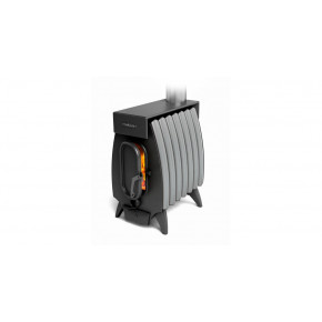 Огонь-батарея 7 Лайт антрацит-серый металлик (Термофор)