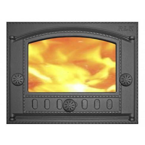 фото дверка каминная ДК-2С