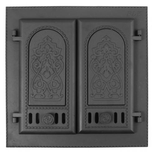 фото двери для камина ДК-6