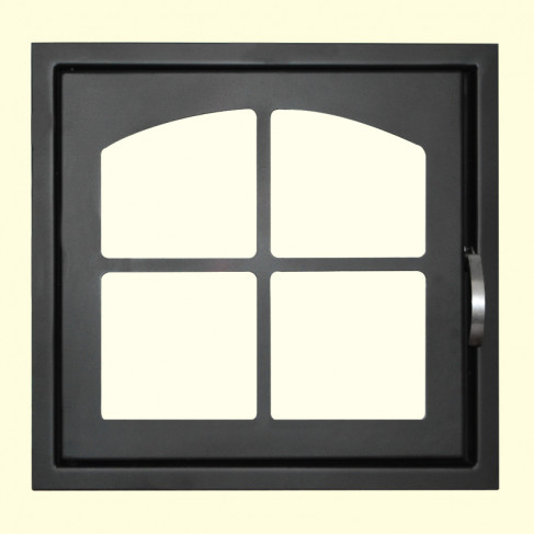 фото дверки каминной ДК555-1К