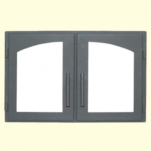 фото дверки печной ДВ544-2А
