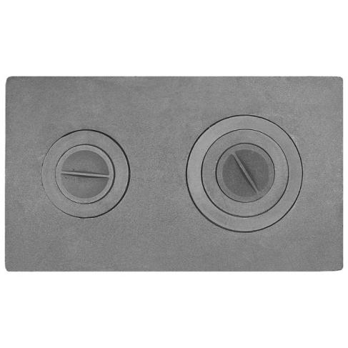 изображение плиты чугунной П2-3