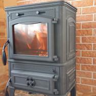 Печь камин LAVA 12 кВт