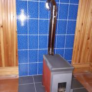 Печь отопительная Теплодар Матрица 100