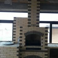 Барбекю комплекс: Мангал, тандыр, печь