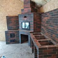 Барбекю комплекс: Мангал, тандыр, печь,